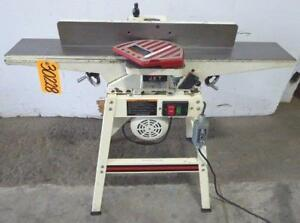 6 Jet Open Stan Jointer No jj 60s 3 4hp 1 Phase 30228
