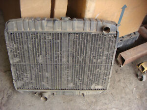 1967 Ford Mustang Shelby Gt500 Kr500 3 R0w Radiator Fastback 67 12 390gt 428