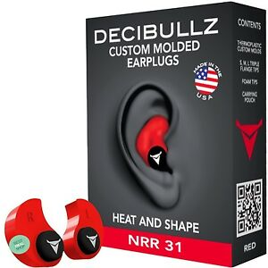 Sleeping Earplugs Ear Muffs Hearing Protection For Shooting Radians Molded Plugs