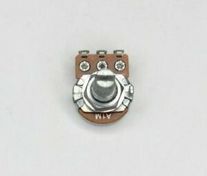 Pack Of 50 Alpha A1m Ohm Potentiometer Pcb Mount