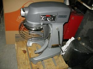 Hobart Legacy Mixer Model Number Hl200 No Attachments