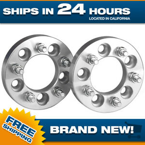2pcs 1 5 Inch Wheel Spacers Adapters Fits Ford Ranger Explorer Mustang 5x4 5