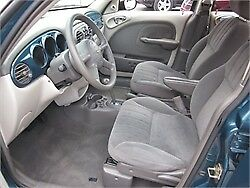 Pt Cruiser Custom Front Seat Covers
