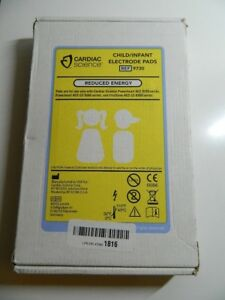 Cardiac Science G3 Aed Child infant Electrode Pads 9730 Exp 06 2019 Free Ship