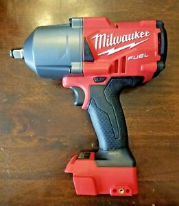 Milwaukee M18 Fuel 1 2 High Torque 1400 Ft lb Impact Wrench Bare Tool 2767 20