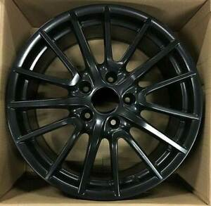 19 Porsche Boxster Cayman 991 996 997 Oem Wheels Rims Flat Authentic Germany Nr