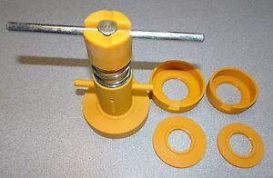 E z Coil Spring Pull cord Recoil Winder Tool Small Engine Mower Chainsaw Weedeat