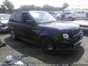 Driver Front Seat Bucket Air Bag Leather Fits 10 13 Range Rover Sport 946544