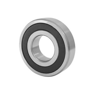 6207 2rs High Quality Ball Bearing 100 Pcs Rubber Sealed 35 72 17 Mm