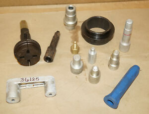 Lot Of 13 Hm 282 5 Speed Manual Transmission Special Service Tools
