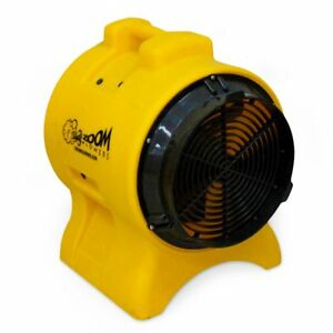 Zoom 16 1 Hp Ventilator Exhaust Fan Portable Ductable Commercial Air Blower