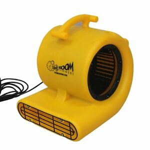Zoom 1 2 Hp Centrifugal Air Mover Carpet Dryer Blower 3 Speed Floor Drying Fan