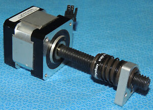 Lin Engineering 417 15 05d 02ro Stepper Motor Haydon Lead Screw Nema 17