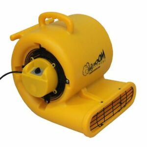 Zoom 1 3 Hp Centrifugal Floor Dryer Fan Air Blower Carpet Janitorial Industrial
