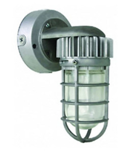 Morris Led Vapor Proof Wall Light Fixture 20 Watt