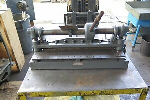 Di acro No 4 24 X 16 Gauge Shear