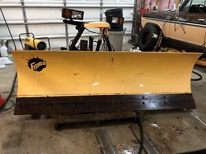 8 Fisher Plow Minute Mount 2