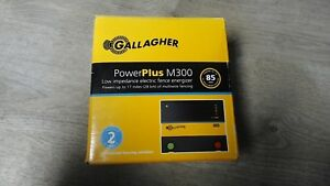 Gallagher 85 Acre 17 Mile 110v Electric Fence Fencer Charger G380