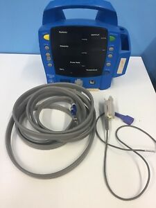 Ge Dinamap Procare 400 Multi parameter Patient Monitor Cannot Test