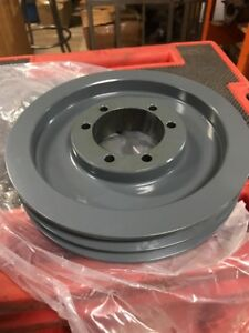 2 Groove Sheave Pulley 5v9 0x2 sk Pxz Max 2780 Rpm Tbw