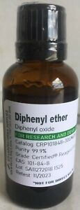 Diphenyl Ether 99 For Analysis Analytical Reagent