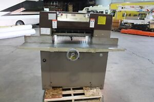 Challenge Model Diamond Industrial Paper Shear 26 5 Wide