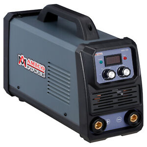 Arc 200 200 Amp Stick Arc Dc Inverter Welder 100 250v Welding 80 Duty Cycle