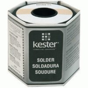 Kester24 6337 8806 245 No clean Flux Core Solder 63 37 015 1 Lb