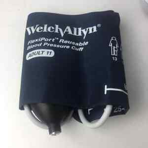 Welch Allyn Tycos Wall Mount Blood Pressure Cuff Gauge Adult Size 11 7670 01