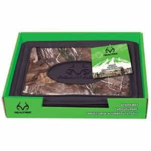Realtree Outfitters Camo Rear Floor Mat One 1 Floor Mat
