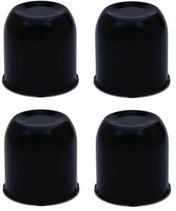 Gorilla Automotive Hc202bc 4 25 Outer Diameter Closed Hub Cover 4 Pack