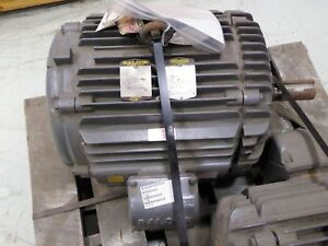 Baldor Motor 20 Hp Chemical Processing 14t030x184g1