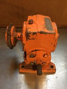 Gear Reduction Reducer 10 1 Boston