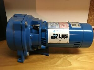 Goulds J5 1 2hp Double Nose Shallow Well Jet Pump Ebay