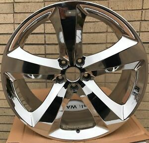 1 New 20 Wheels Rims For Dodge Charger 2012 2013 2014 2015 2016 Wheel Rim 140