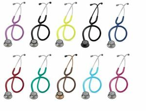 3m Littmann Classic Iii Stethoscope New 32 Colors 5 Years Warranty