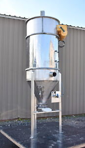 Wam Fc3a 200 Stainless Steel Cartridge Dust Collector