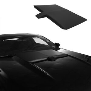 Us Shipping Abs Car Air Engine Hood Scoop Cover For 2015 2017 Ford Mustang