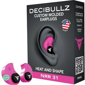 Radians Molded Ear Plugs Sleeping Earplugs Muffs Hearing Protection For Shooting
