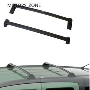 Oe Style For 03 11 Honda Element Roof Rack Cross Bars Bolt On To Factory Hole