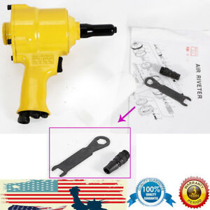 Air Riveter 3 16 Hydraulic Pop Rivet Pneumatic Riveting Gun 5 32 1 8 3 32 Usa