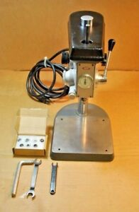 Servo Precision High Speed Sensitive Drill Press Er11 Spindle Must Read Details