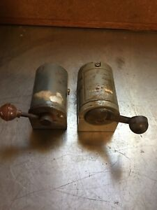 Industrial Vintage Lathe On Off Switch Forward Reverse Steampunk