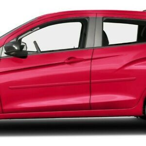 Painted Body Side Moldings Trim Mouldings For Chevy Spark 2016 2020