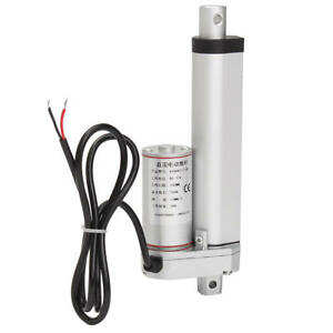 Linear Actuator 4 Heavy Duty Stroke 750 Pound Max Lift 12v Dc 4 Inch 10mm s