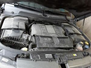 Engine 5 0l With Supercharged Vin E Fits 10 13 Range Rover Sport 899565