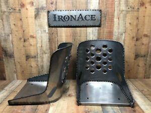 Rat Rod Seat Bomber Seat Iron Ace 17 Winter Special Sold Individually