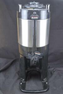 Bunn 39550 0000 Tf 1 5g Stainless Steel Thermofresh Commercial Coffee Server Urn