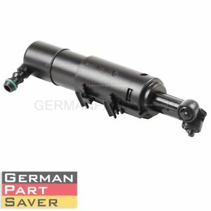 Headlight Washer Nozzle Actuator Left Driver Side Fit Mercedes W204 C350 C63amg