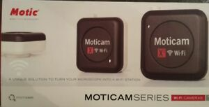 Motic Moticam X Wifi Microscope Camera Software Accessories